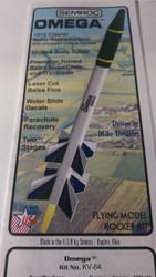 Semroc Instructions - Omega™   SEM-IKV-64 *