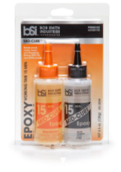 BSI 203 Epoxy 15 min 4.5 combined oz Orange package