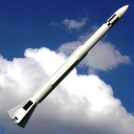 ASP Flying Model Rocket Kit Corporal 24mm