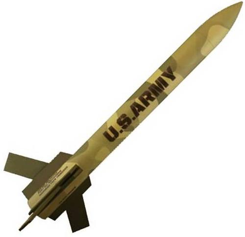Custom Flying Model Rocket Kit M320  10053