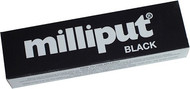 Milliput Medium Fine Black Epoxy Putty 5 **