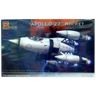 Pegasus Hobbies Plastic Model Apollo 27 Rocket PGS 9101 **