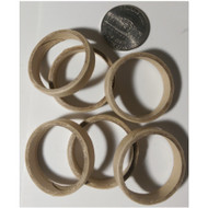Semroc Centering Rings BT-50 to BT-52H Kraft Wound(6pk)  CR-50-52H *