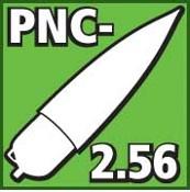 """LOC Precision Plastic Nose Cone 2.56""""  PNC-2.56"""