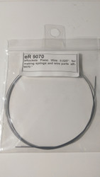 "eRockets Piano Wire 0.025"" for making springs and wire parts  eR-9070"