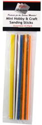 Flex I File 0101 Mini Hobby & Craft Sanding Sticks 15pack
