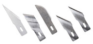 Excel Blade #2 Blade Assortment (5pk)  20004 **