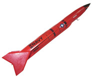 Rocketarium Flying Model Rocket Kit Jay Hawk AQM-37C Deluxe Edition  RK-1009