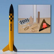 "Mad Cow Flying Model Rocket Kit 2.2"" Scooter(29mm)  K-3113"