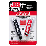J-B Weld Steel Reinforced Epoxy 2 combined oz   8265-S