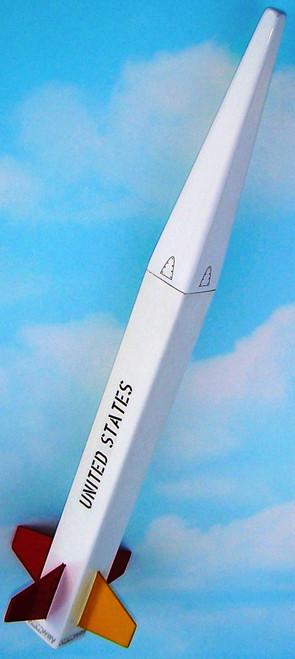 NewWay Flying Model Rocket Kit Nike Smoke 2 Square