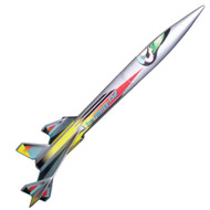 "LOC Precision Flying Model Rocket Kit 1.63"" Star Fighter  PK-7"