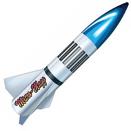 "LOC Precision Flying Model Rocket Kit 4"" Micro Magg   PK-53ND"