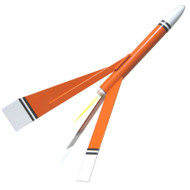Odd'l Rockets Flying Model Rocket Kit Cyclone  ODD 223