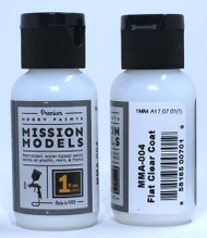 Mission Models Flat Coat Clear 1fl oz  MMA-004