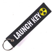 eRockets Launch Key Tag  eR 9098