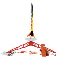 Estes Flying Model Rocket Launch Set Taser  1491 **