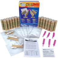 Estes Model Rocket Motor Flight Pack C6-5 24 Motors  1789  <Required to Pay for Parcel Select Shipping> **