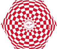 Estes Accessories Parachute 24 in Red  2271