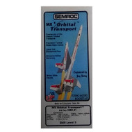 Semroc Instructions - MX Orbital Transport™   SEM-IKMX-01 *