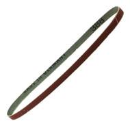 Excel Sanding Belts #400 grit(5pk)  55683 **