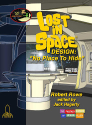 Book Lost in Space Design, No Place to Hide Special 50th Anniversary  ARA 991421