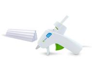 AdTech Lo Temp Mini Hot Glue Gun  and 10 Glue Sticks AdT-5697