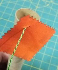 LOC Precision Accessory Flame Resistant Blanket XX-Small 2.25x2.25 FRB-XXS