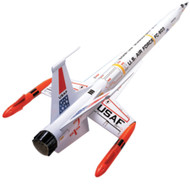 Estes Flying Model Rocket Kit Interceptor 1250 **