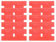 eRockets Plastic Razor Blade Scrapers(10pk)  ERO 9061