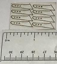 Semroc Laser Cut Detail- MX Mars Lander™   SEM-LSKMX-02 *