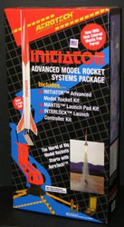 Aerotech Flying Model Rocket Kit Initiator System Package  89001