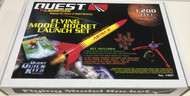 Quest Flying Model Rocket Launch Set Astra III (No Motors) 1407  **