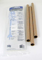 Estes Flying Model Rocket Part Body Tubes BT-50(3pk)  3086 **