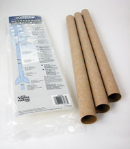 Estes Flying Model Rocket Part Body Tubes BT-55(3pk)  3087 **