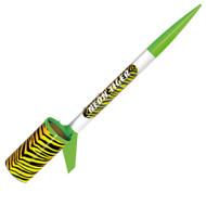 Estes Flying Model Rocket Kit Boxed Neon Tiger™ 7298 **