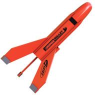 Estes Flying Model Rocket Kit Orange Bullet™ 7295 **