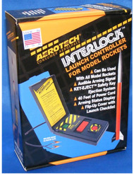 Aerotech Accessory Interloc Launch Controller for Flying Model Rockets 89381