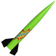 "LOC Precision Flying Model Rocket Kit 1.9"" Blaster  TML-BLASTER"
