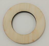 "Semroc Centering Rings 1/4"" Plywood 54mm to 4.0"" Tube(2pk)   SEM-CR-54mm-4.0-1/4P *"