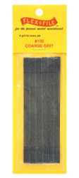 Flex I File 0150 Refill Tape 150 Grit Black