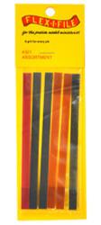 Flex I File 0321 Refill Sanding Tape Assortment Grits