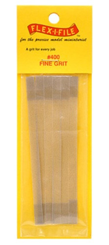 Flex I File 0400 Refill Sanding Tape 400 Grit Beige