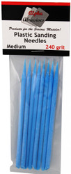 Flex I File 0402 Sanding Needle Medium - Blue