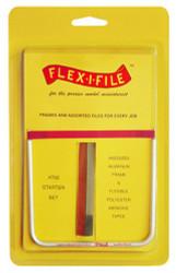 Flex I File 0700 Detail Sanding Starter Kit