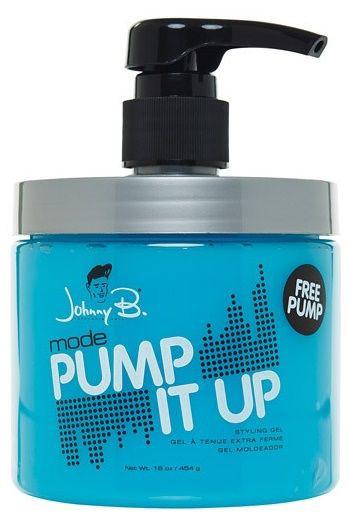 Johnny B Gel Mode Pump It Up 16oz