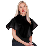 """Scalpmaster - Nylon Comb-Out Cape 28"""" X 28"""" with Velcro"""
