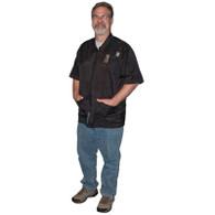 Scalpmaster - Crinkle Nylon Barber Jacket