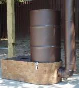 Rocket Heater Barrel Build
