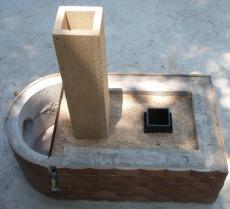 Rocket Heater built with Dragon Heater barrel build